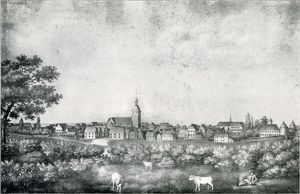 Lithographie 1838